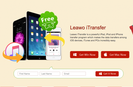 Bedava iPhone Yedekleme Yazılımı, Leawo iTransfer, 20$ Cebinizde Kalsın!