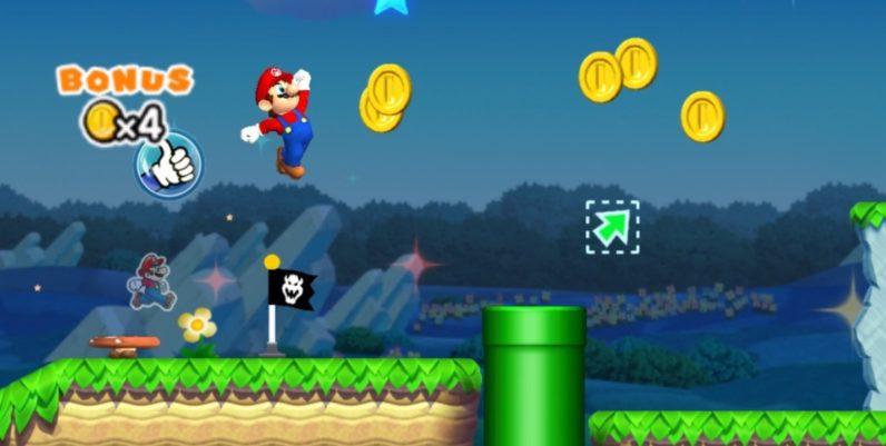 Super Mario Run Rekora Koşuyor, 4 Günde 40 Milyon!