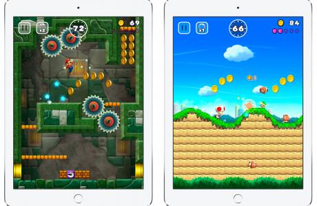 Super Mario Run iOS Sürümü 15 Aralık'ta Çıkıyor!