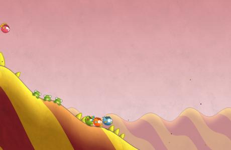 En iyi iPhone Oyunlarından Tiny Wings Güncellendi!