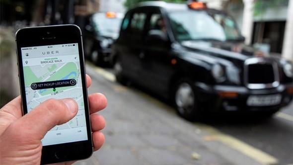 Türkiye'de Uber Kullanmak Yasaklandı