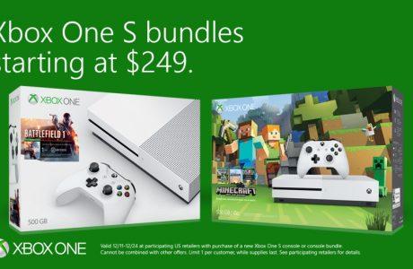 Microsoft'tan Yılbaşı indirimi, Xbox One 50$ Ucuzladı!