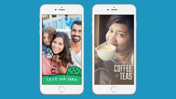 Facebook Fotoğraf Çerçeveleri Özelliği Test Ediliyor