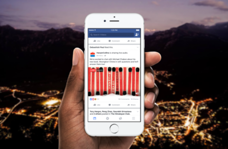 Facebook Radyo, Facebook Sesli Canlı Yayın Özelliğini Duyurdu