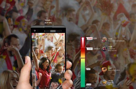 LG V20 Türkiye'de! Turkcell ve Türk Telekom Bayilerinde!