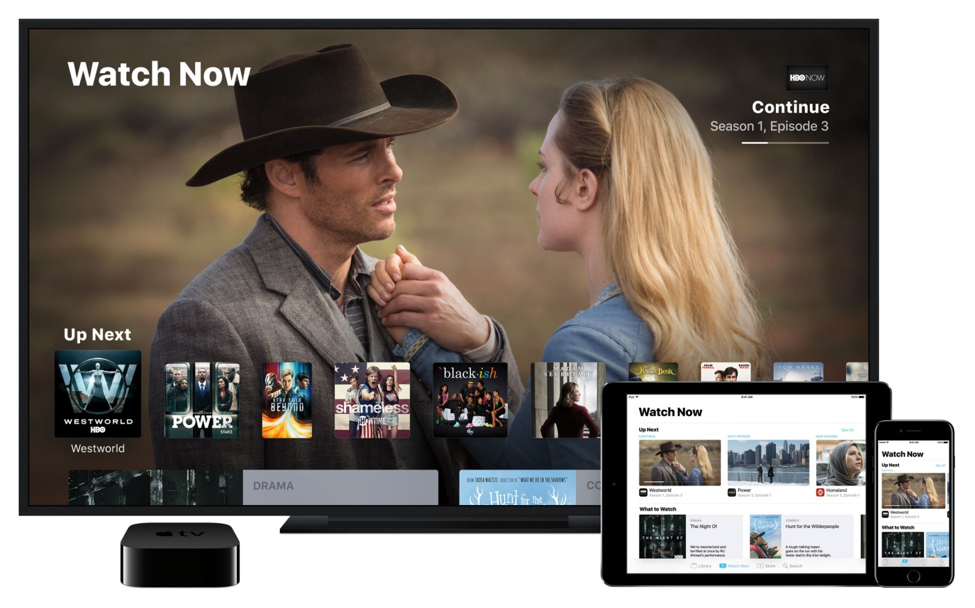 Apple iOS 10.2 ve Apple TV Uygulaması, Apple TV Cebinizde!