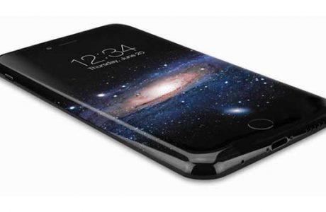 iPhone 8'in Ekranı OLED ve Kavisli Olacak!