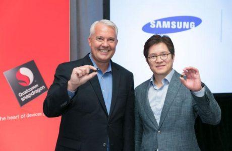 Snapdragon 835, Samsung 10 nm FinFet işlemci Kullanacak