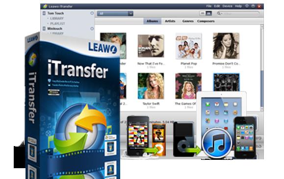 Leawo iTransfer Uygulaması Yılbaşına Özel Ücretsiz! Kaçırma!
