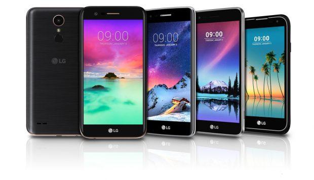 Yeni LG K Serisi