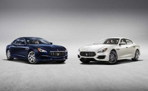 Yeni Maserati Quattroporte Türkiye'de Satışa Çıktı