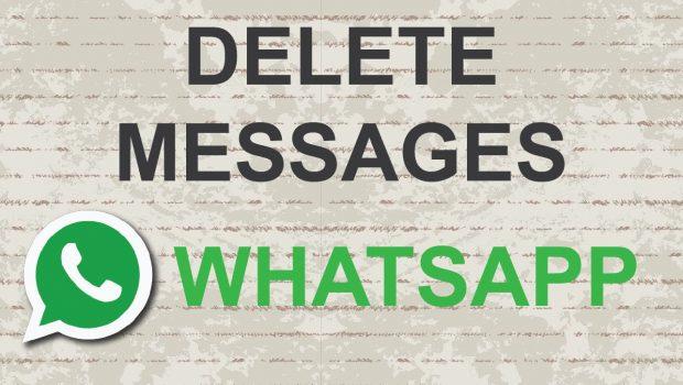 WhatsApp İptal Et Özelliği Geliyor, Gönderdiğin Mesajı Tek Tıkla Sil