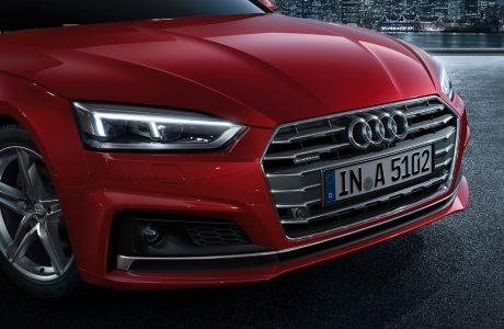 Yeni Audi A5 Coupe Türkiye'de Satışa Sunuldu