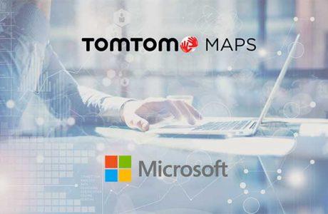 TomTom ve Microsoft, Beraber Çalışacak