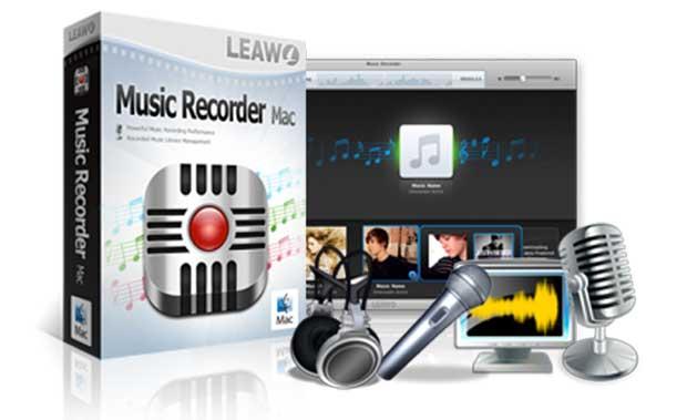 Leawo Music Recorder Profesyonel Müzik Kayıt Yazılımı