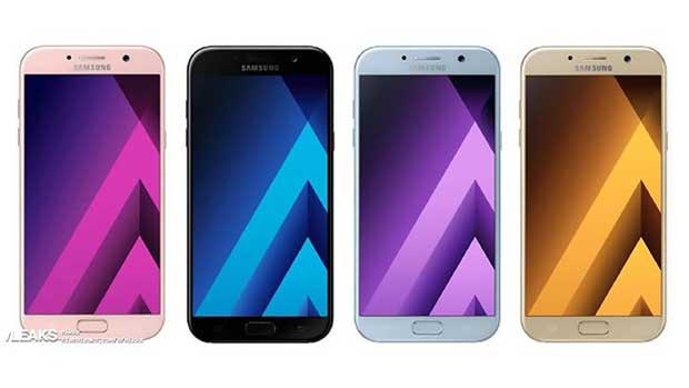 Samsung Galaxy A5 Göründü!