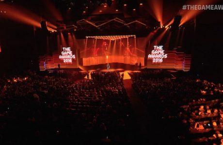 The Game Awards 2016, 2016'nın En iyi Oyunları