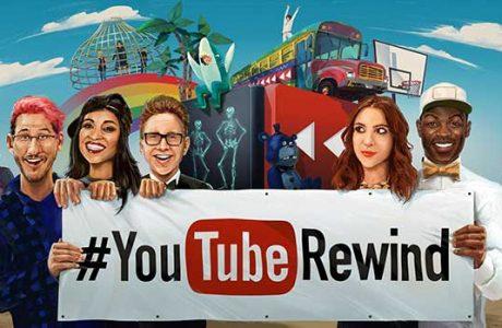 YouTube 2016'nın En Popüler Videoları Belli Oldu.