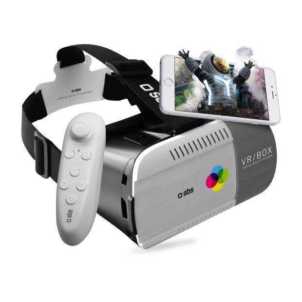 Mobil Oyunculara Özel SBS VR Kit Satışa Çıktı!