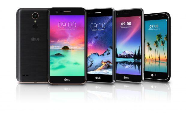 LG K Serisi ve LG Stylus 3 CES 2017'de Tanıtılacak!
