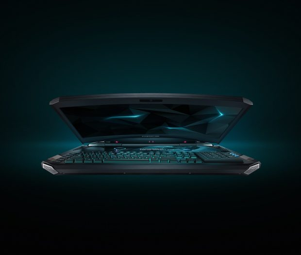 9000 Dolarlık Dünyanın ilk Kavisli Dizüstü Bilgisayarı, Acer Predator 21 X