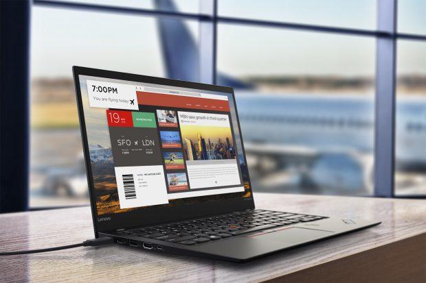 Yeni ThinkPad X1 Carbon Karşınızda, Suya ve Zorlu Koşullara Dayanıklı