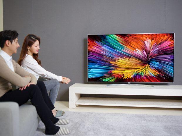 Nano Cell LG SUPER UHD TV, 2017 Modelleri CES 2017 etkinliğinde tanıtıldı. Yeni Modeller SJ9500, SJ8500 ve SJ8000 oldu. DETAYLAR BURADA!