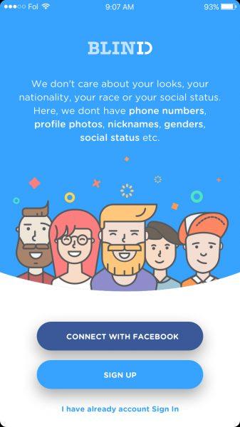 Yerli Sohbet Uygulaması BlindID Android Sürümü'nü Yayımladı