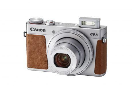 Canon PowerShot G9 X Mark II, İnce ve Şık Tasarım, Saniyede 8.2 Kare