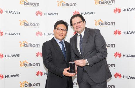 Huawei ve Bilkom İşbirliği, P9 Modelleri Bilkom Mağazalarında