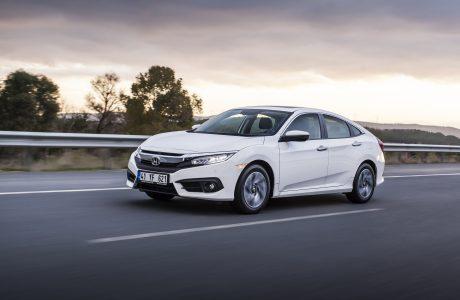 2016'da Avrupa'nın En Hızlı Büyüyen Otomotiv Markası HONDA!