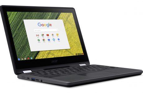 Yeni Acer Chromebook Spin 11 Londra'da Tanıtıldı!