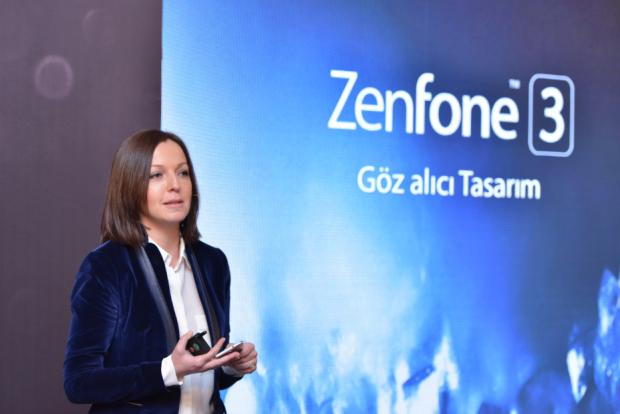 ASUS ZenFone 3 Ailesi Rahmi Koç Müzesinde Tanıtıldı