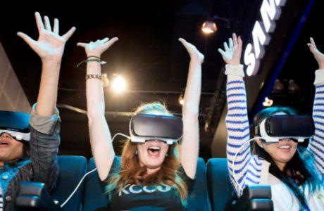 Sanal Gerçeklik ve İnteraktif Hikâyeler Sergisi'ne Samsung VR Damgası