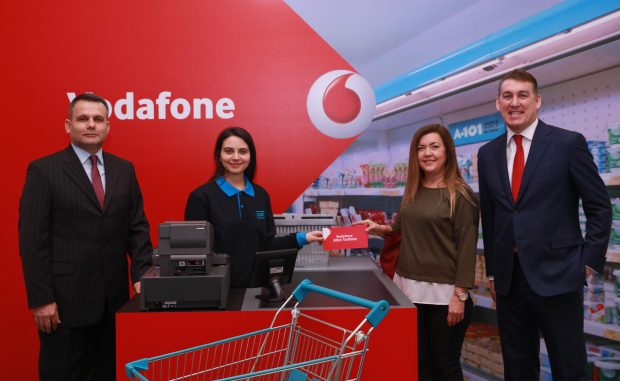 Vodafone'dan Ev Kadınlarına Özel Tarifeler A101'de Satılacak!
