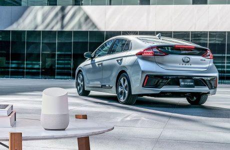 Ok Google, Arabamı Çalıştır! Hyundai Google Home ile Kontrol Edilecek
