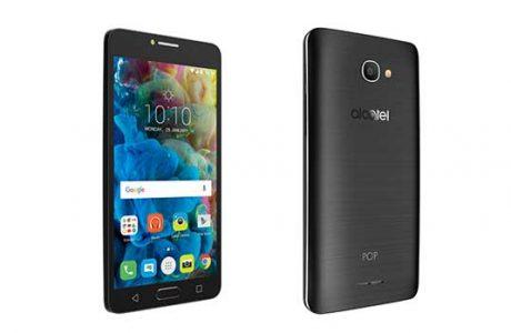 Alcatel'in Kişiselleştirilebilen Akıllı Telefonu POP 4S Şubat Ayında Satışta!