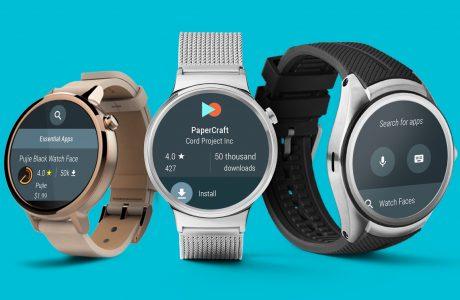 Nihayet Android Wear 2.0 Şubat Ayında Geliyor