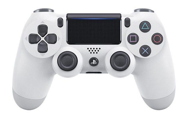 Buzul Beyaz PS4 Slim 24 Şubat'ta Satışa Çıkıyor