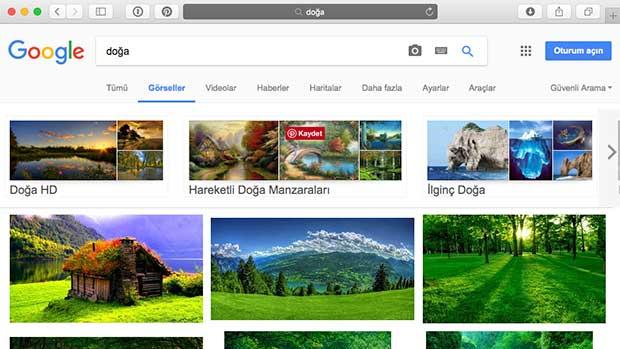 Google Görseller Sorunu! Google Resimlerini Neden Büyütemiyoruz?