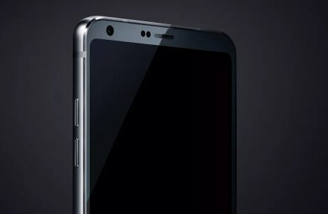 LG G6 ilk Fotoğraf Ortaya Çıktı, Yuvarlak Köşeler Dikkat Çekici!