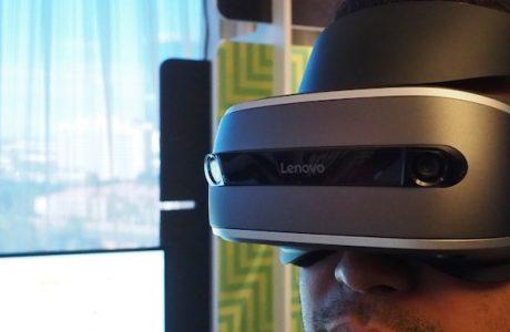 Yeni Lenovo VR Kulaklık Seti Geliyor, Hem Rahat Hem de Makul Fiyata