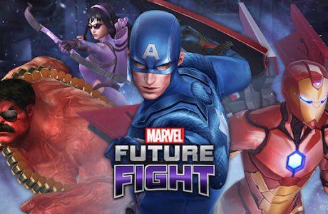 MARVEL Future Fight Yeni Karakterler Ekledi, ŞahinGöz ve Medusa!