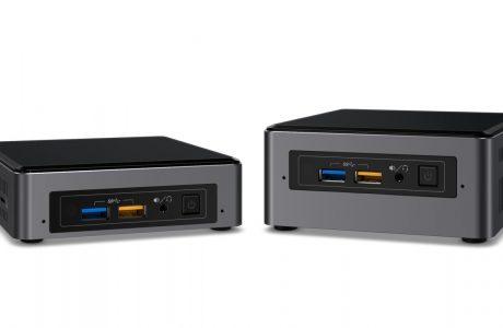 Yeni Intel NUC mini-PC, Yeni İşlemci, Yeni Portlar ve Yeni Tasarım