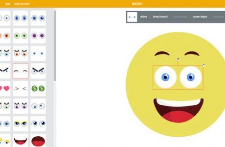 Kendi Emoji Çıkartmanı Kendin Tasarla, Üstelik Ücretsiz!