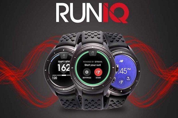 New Balance RUNIQ, Apple iWatch'a Yeni Rakip ve 299 $