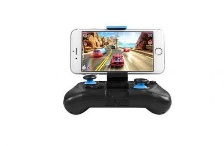 Kablosuz Gamepad ile Telefonunuz Oyun Konsoluna Dönüşecek