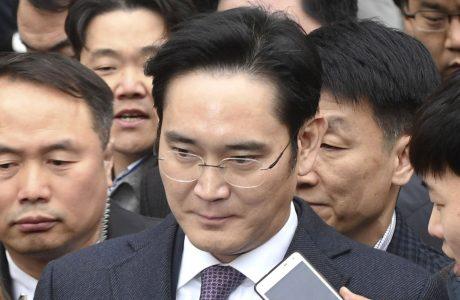 Samsung Patronu Tutuklanmıyor, Güney Kore Mahkemesi Talebi Red Etti!
