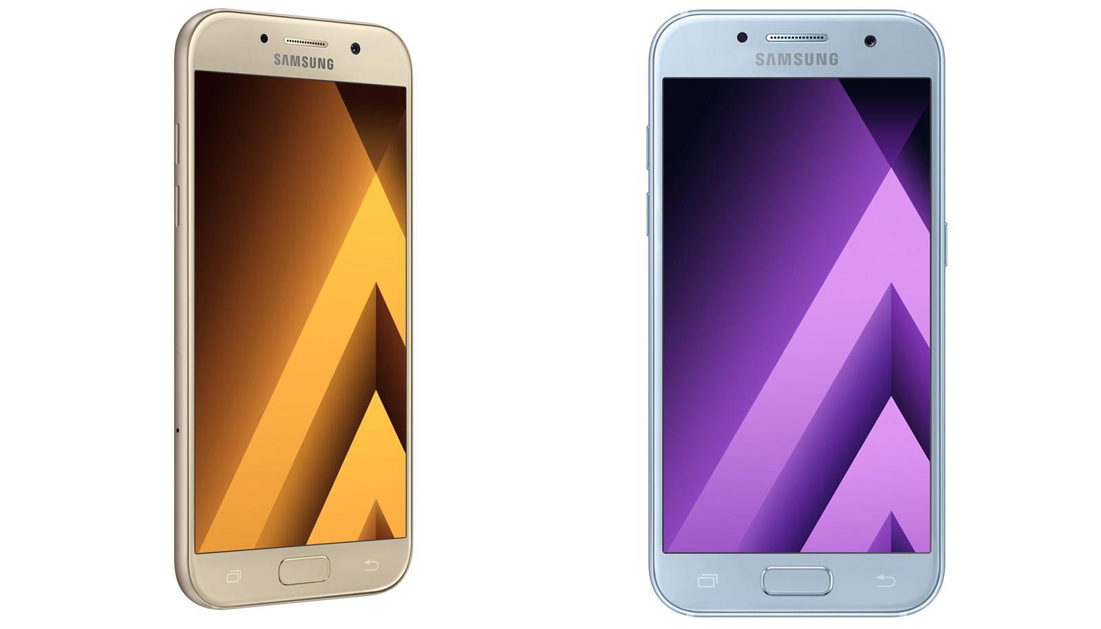 Yeni Samsung Galaxy A Serisi, Suya Dayanıklı ve USB-C Destekli