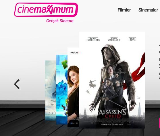 Opet Cinemaximum Kampanyası Yüzde 50 indirim, Alışveriş Şartı Yok!